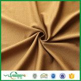 Tela de acoplamiento respirable del aire, tela de la ropa de deportes de la alta calidad