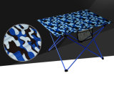 Bewegliche Tarnung-faltender Picknick-Aluminiumtisch (MW12019CL)