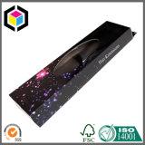 Luxuxgoldhaar-Extensions-Papppapier-Geschenk-verpackenkasten