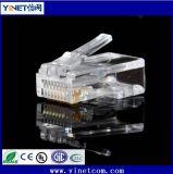 De Modulaire Stoppen van de premie UTP RJ45 voor CAT6 de Kabel van het Netwerk Cat5e