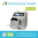 Sell superior e bomba Peristaltic do torque mais elevado com o servo motor com a câmara de ar do silicone para a máquina de enchimento vegetal da glicerina