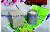 Candela riempita in vaso, candela della cera del regalo, candela della soia della soia