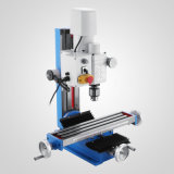 perforatrice di macinazione di macinazione della torretta verticale di precisione della macchina del laminatoio di velocità variabile 550W