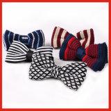 나비 넥타이, 디자인 남자의 소년 도매로 뜨개질을 한 나비 넥타이가 주문 도매 질에 의하여 뜨개질을 했다