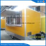 Hot Sale Mobile Remorque traiteur / Restaurant Mobile Mobile camion alimentaire