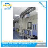 Sistema di trasporto elettrico del veicolo di pista dell'ospedale