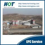 Lavage de charbon, ingénierie d'installation de préparation de charbon