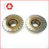 Chine Fabriqué DIN 6923 Ecrou hexagonal avec prix d'usine Bonne qualité
