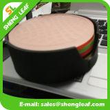 Para possuir o Coaster com patente nenhuma borracha macia chinesa da fábrica 100% de Frm