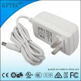12V/1A/15W de Adapter van de macht met CCC en Cqc- Certificaat