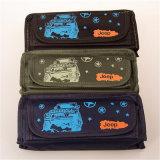 Sacchetto della matita personalizzato fornitori di nylon del sacchetto della cancelleria di commercio del sacchetto (GB#LJ)