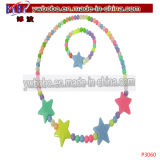 Yiwu Chine Agent Lovely Gift Ensemble de Bracelet Collier Bijoux Enfants (P3056)