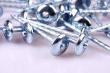 Fabriek! De Losse Spijkers van uitstekende kwaliteit, Spijkers van het Dakwerk van de Paraplu de Hoofd
