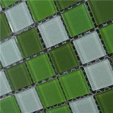 Плитка стены мозаики декоративного искусствоа строительного материала стеклянная