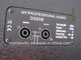 Ds208 Professionele Audio van het Systeem van de Luidspreker van het Systeem van de Serie van de Lijn de PRO Correcte