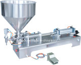 Llenador de la máquina de rellenar/de la goma del agua doble neumática de las pistas/máquina de rellenar de la goma