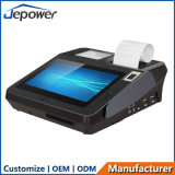 Jp762A EMV Certificate Android Tablet Ondersteuning magcard / IC Card / Non-Contact IC Card