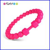 Form rosafarbenes aktives Fitlife Dumbbell-Armband