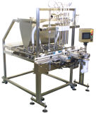 Жидкость машины завалки автоматическая для мешков чонсервных банк бутылок