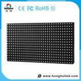 Visualizzazione di LED esterna locativa di HD P4 P8 per fare pubblicità
