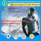 Muskel CAS-521-12-0, der rohes Steroid Puder Drostanolone Propionat Masteron aufbaut
