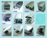 Profil en aluminium d'extrusion personnalisé par fournisseur de GV