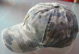 고품질 자수 Camo 야구 모자
