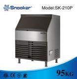 Het commerciële Ijs Machine&#160 van de Maker van het Ijs van het Gebruik Water Gekoelde;