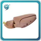 Civière en bois de chaussure d'homme, arbre de chaussure
