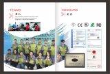 8 Chefes Cap máquina de bordar computadorizada para vestuário / chapéu / Logo bordado (WY-908C)