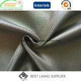 Usine de tissu de garniture de Mini-Jacquard de garniture de couche de jupe du procès des hommes de polyester