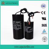Конденсатор конденсатора старта Cbb60 Cbb61 идущий