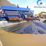 Separador magnético permanente para o processamento preto da areia