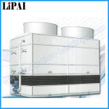 Torre de agua cerrada de enfriamiento usada para la industria