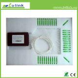 아BS 상자 DWDM 광학 연결기 광섬유 PLC 쪼개는 도구