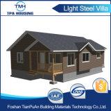 3개의 침실 디자인 조립식 가벼운 강철 집 장비