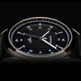 331 Firmenzeichen Soem-Name gebrandmarkter Mann überwacht Quarz-Armbanduhr