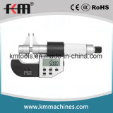 50-75mm 5 단추 전자 디지털 표시 장치 안쪽 마이크로미터