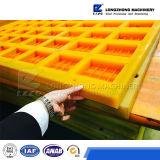 Tela de secagem, material ambiental, tela do poliuretano