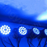 Il cambiamento IP65 di colore impermeabilizza l'indicatore luminoso di PARITÀ di 18X10W LED