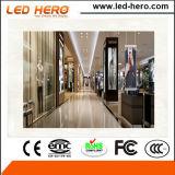 Bandera transparente llena Indoorv de la visualización de LED de la actualización P5*6.67mm