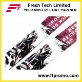 Soem-Förderung-Geschenk-Polyester-Abzuglinie mit konzipiertem Firmenzeichen