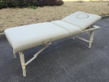 Tabella di legno di massaggio di Mt-009-2W e Tabella di bellezza