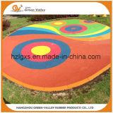 Granelli di gomma colorati delle particelle EPDM di EPDM per la pavimentazione di gomma di sicurezza