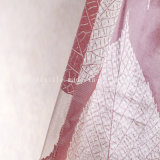 La Feria de Cantón El encogimiento de la ventana de diseño de Tela Tela de cortina