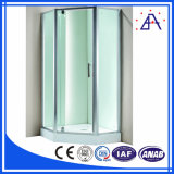 6463 T5 Alloy Aluminum Sliding Door for Bathroom