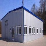 Edificio agrícola de la estructura de acero para el almacén