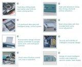 EVA automática inalámbrica pegamento libro máquina de encuadernación Carpeta / Revista