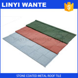 Mattonelle di tetto resistenti del metallo del galvalume di trattamento dell'impronta digitale