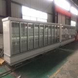 2000L飲料で使用される大きいVolumの多重ガラスドア冷却装置
